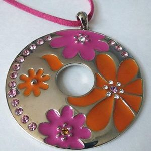 "Lia Sophia ""Flower Power"" Necklace"